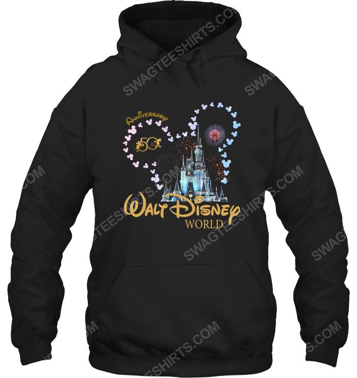 50th anniversary walt disney world hoodie 1