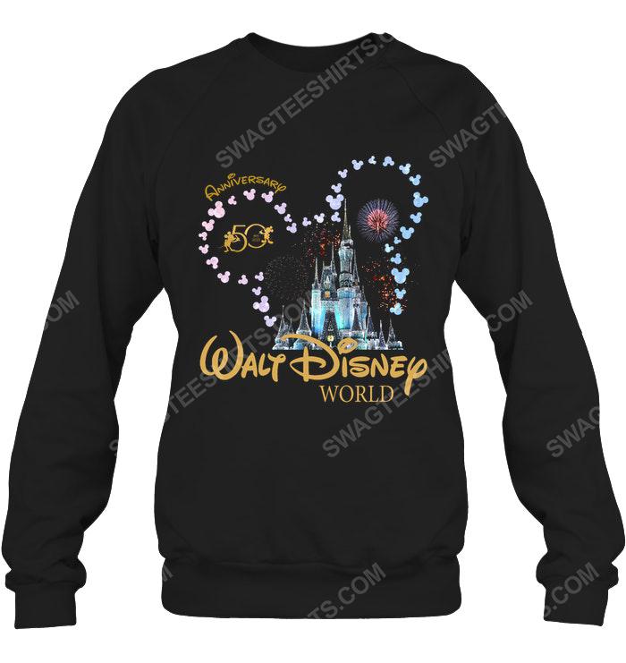 50th anniversary walt disney world sweatshirt 1