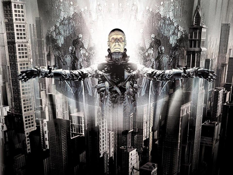 Alex Proyas Says He's Working on a 'Dark City' Series