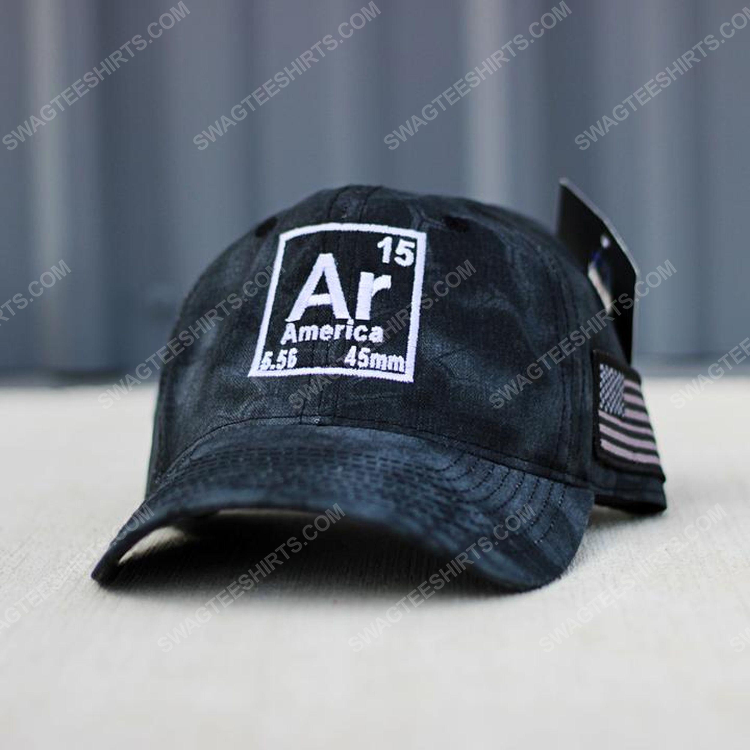 Ar 15 american full print classic hat 1