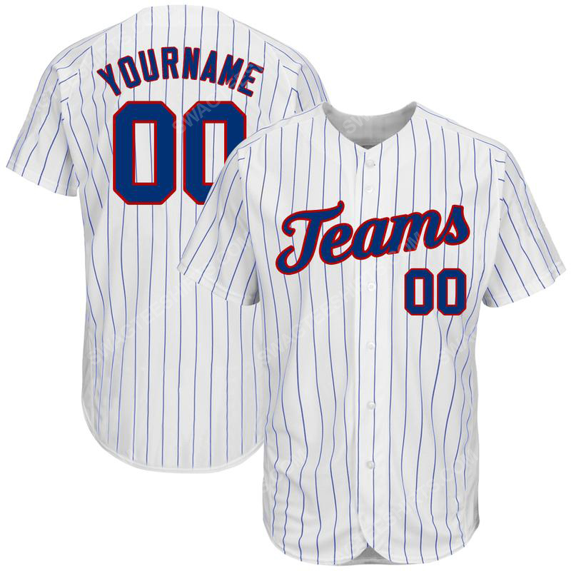 Custom name major league baseball chicago cubs baseball jersey 1(1)