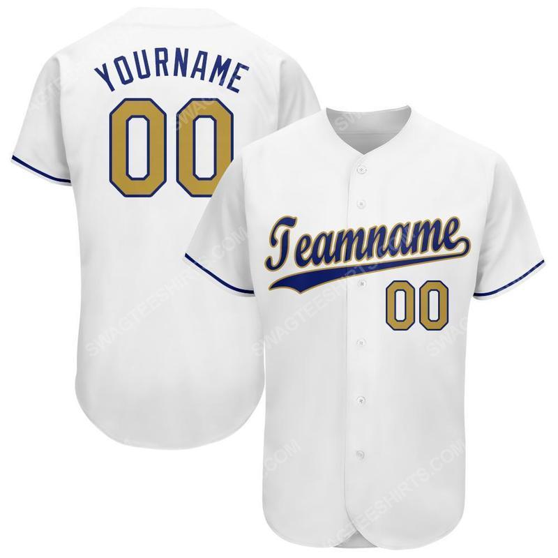 Custom name major league baseball kansas city royals baseball jersey 1(1) - Copy