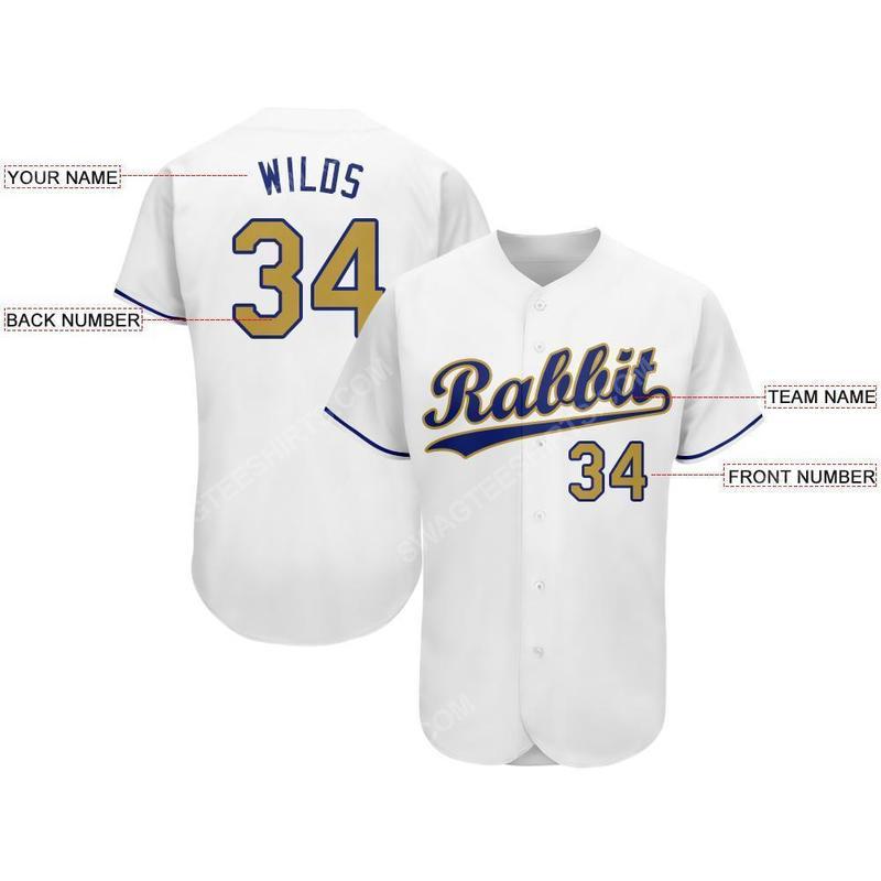 Custom name major league baseball kansas city royals baseball jersey 2(1) - Copy