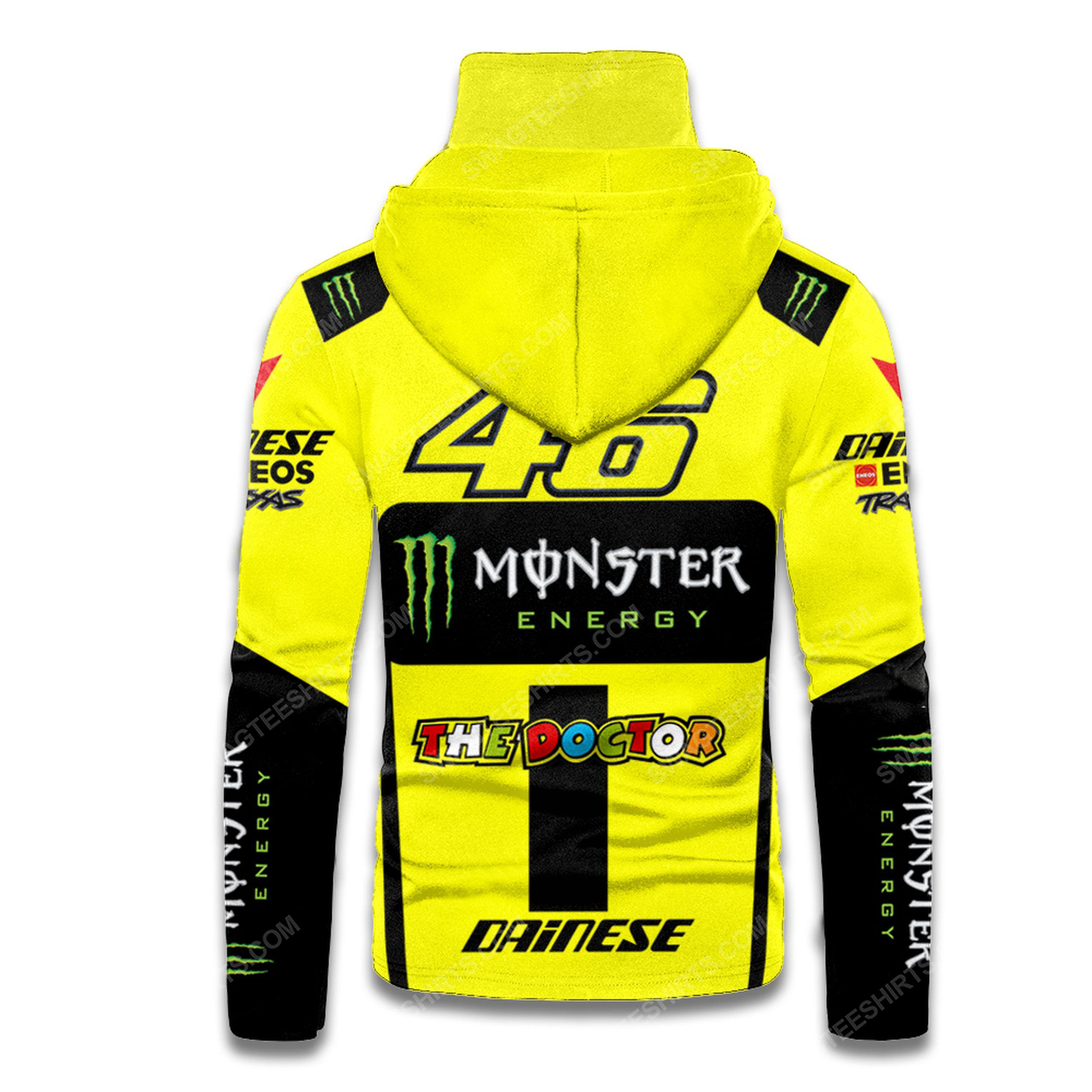 Custom name monster energy valentino rossi full print mask hoodie 3(1) - Copy