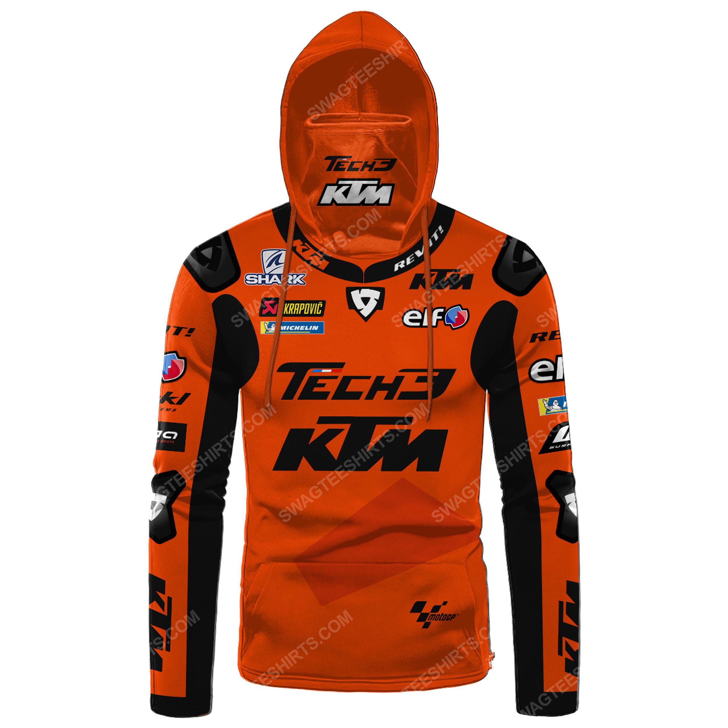 Custom name tech3 ktm factory racing full print mask hoodie 2(1) - Copy