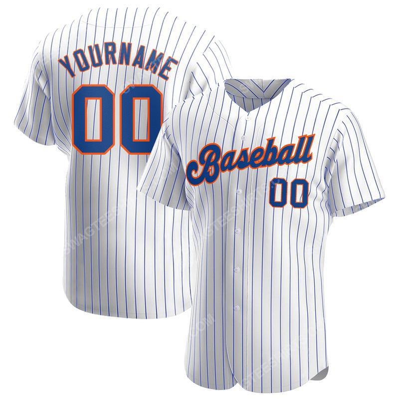 Custom name the new york mets full printed baseball jersey 1(1)