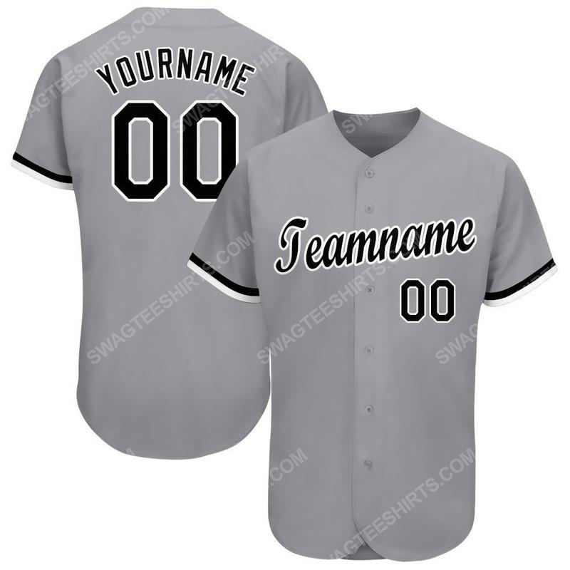 Custom team name chicago white sox major league baseball baseball jersey 2(1) - Copy