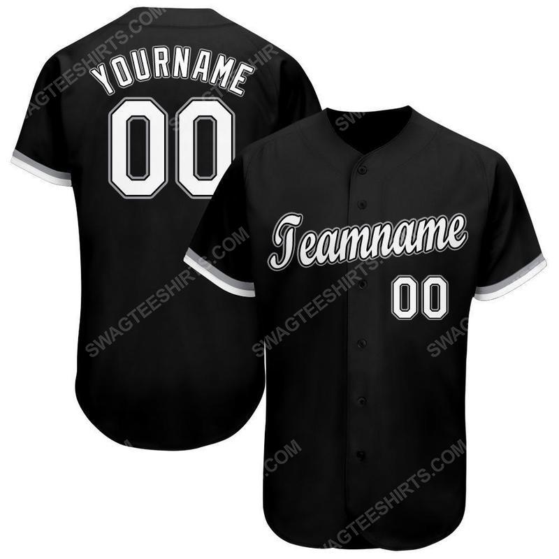 Custom team name chicago white sox mlb full printed baseball jersey 1(1) - Copy