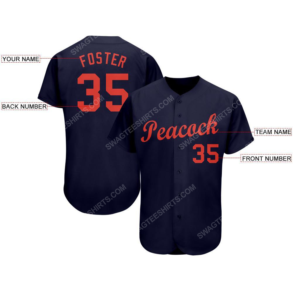 Custom team name detroit tigers major league baseball baseball jersey 2(1)
