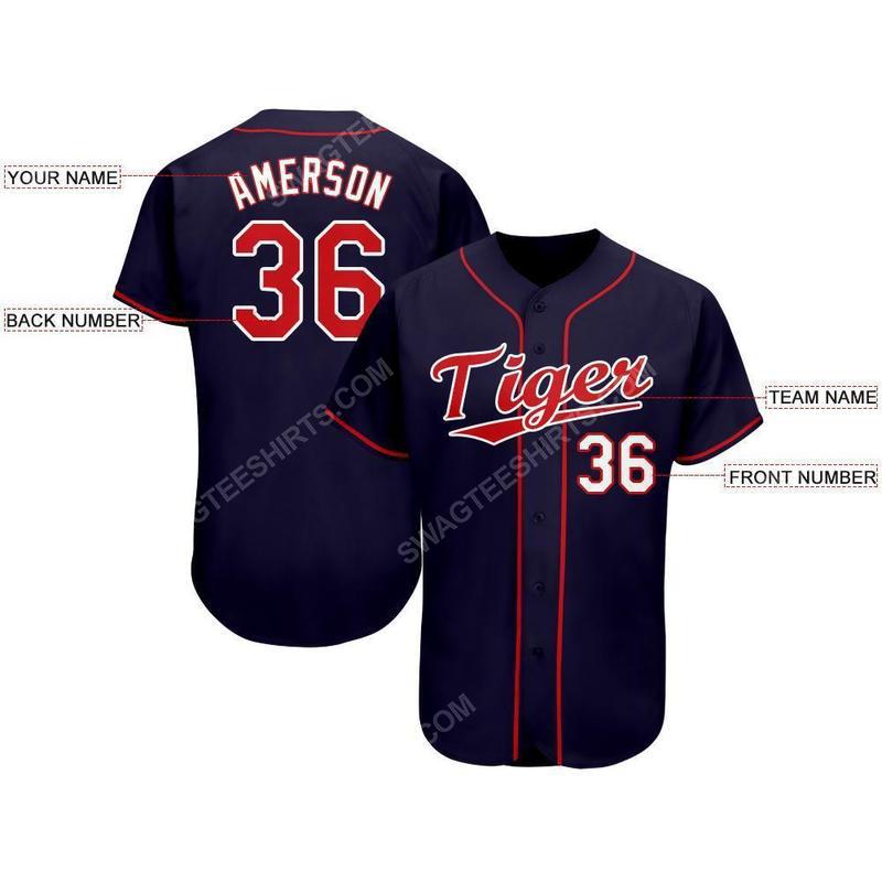 Custom team name minnesota twins baseball jersey 2(1)