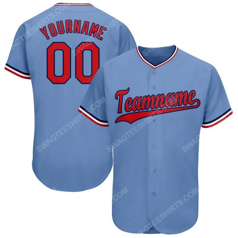 Custom team name mlb minnesota twins full printed baseball jersey 1(1)