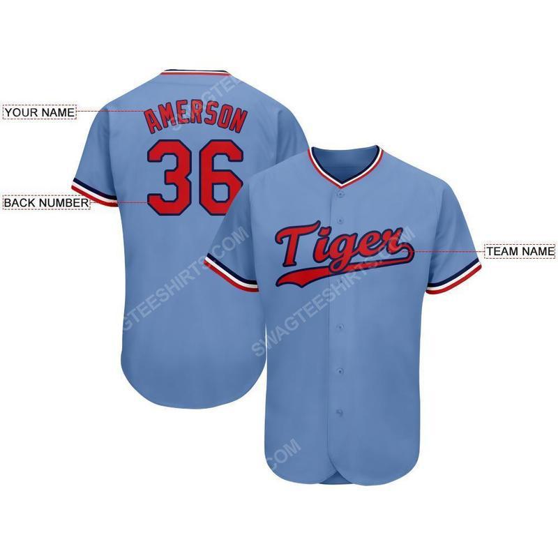 Custom team name mlb minnesota twins full printed baseball jersey 2(1)
