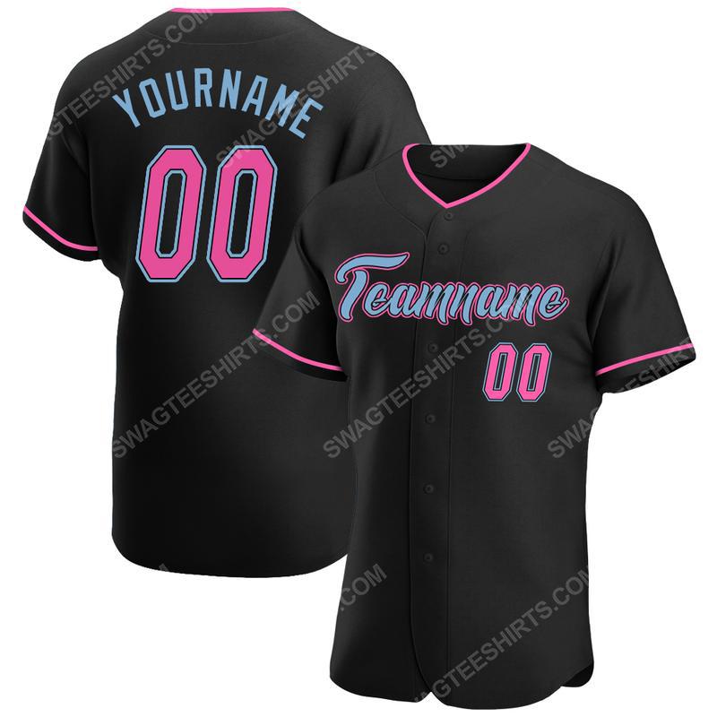 Custom team name oakland athletics full printed baseball jersey 2(1) - Copy