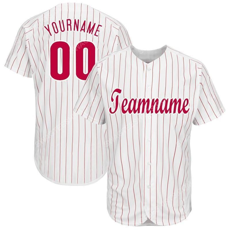 Custom team name philadelphia phillies full printed baseball jersey 1(1)