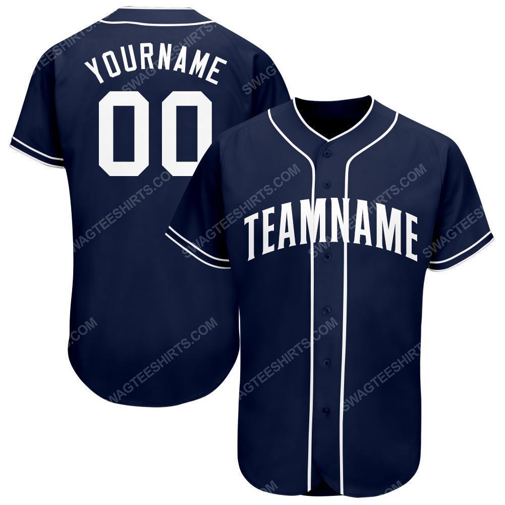 Custom team name san diego padres full printed baseball jersey 1(1)