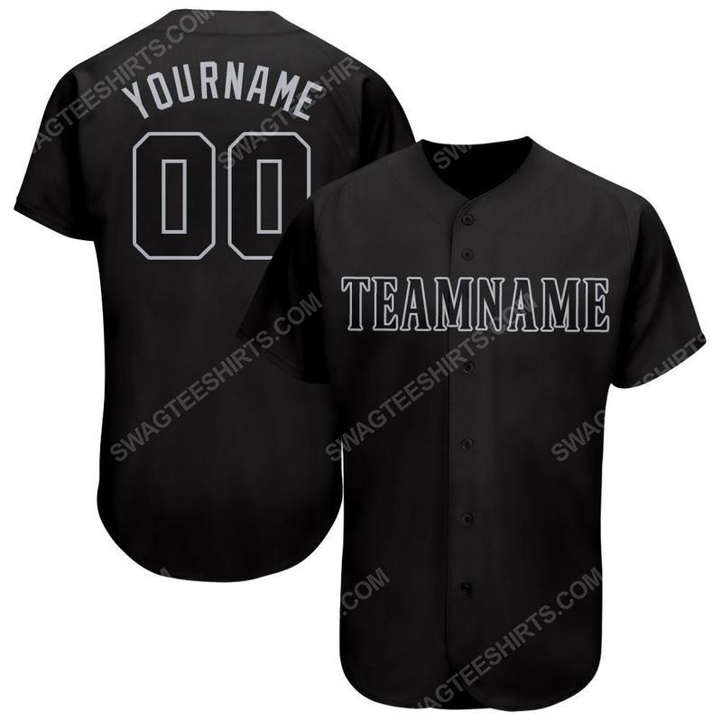 Custom team name seattle mariners full printed baseball jersey 2(1)