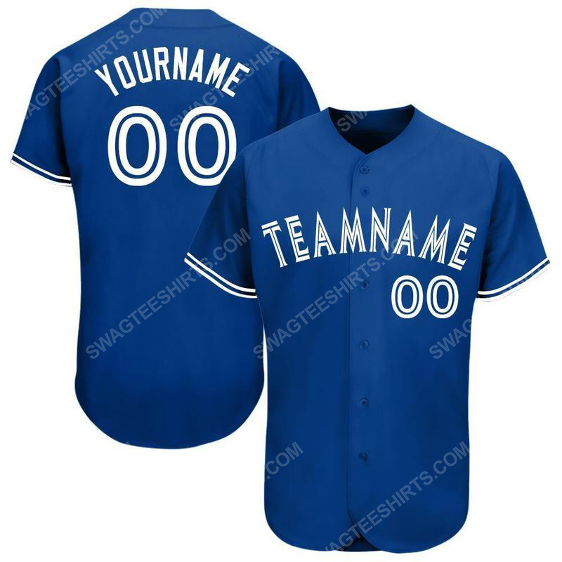 Custom team name toronto blue jays full printed baseball jersey 1(1) - Copy