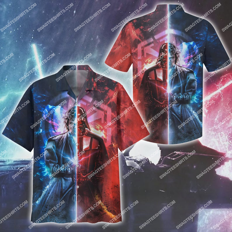 Darth vader anakin skywalker star wars hawaiian shirt 1 - Copy (2)