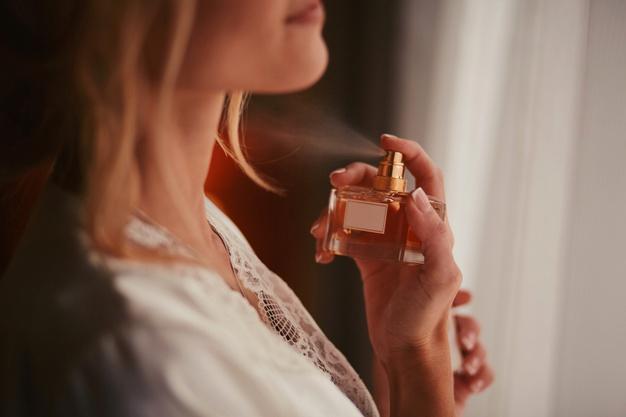 How to use perfume