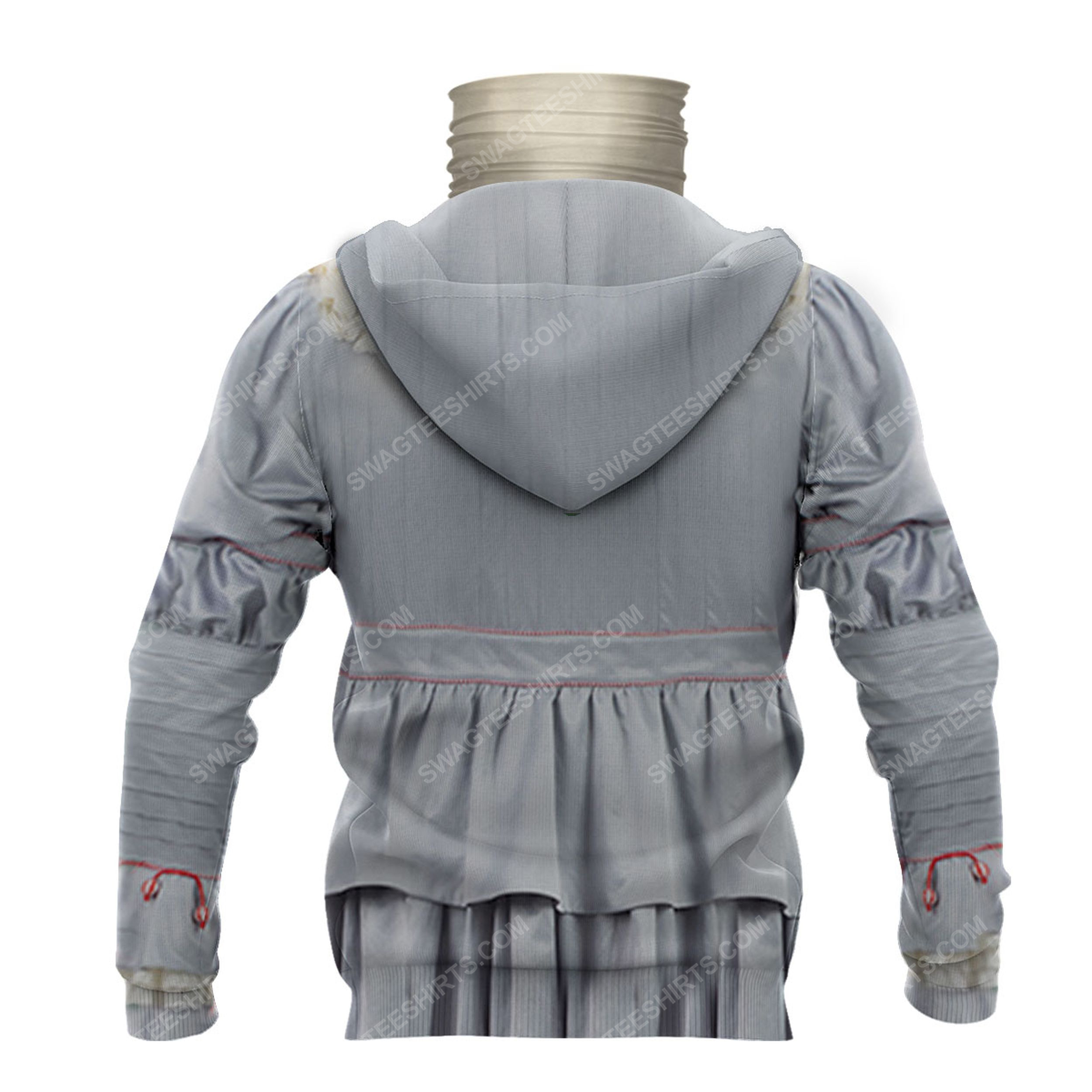 IT chapter two pennywise full print mask hoodie 3(1)
