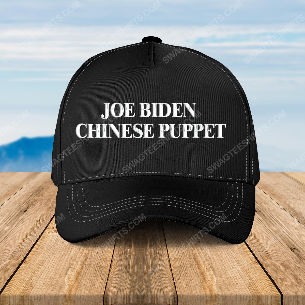 Joe biden chinese puppet full print classic hat 1