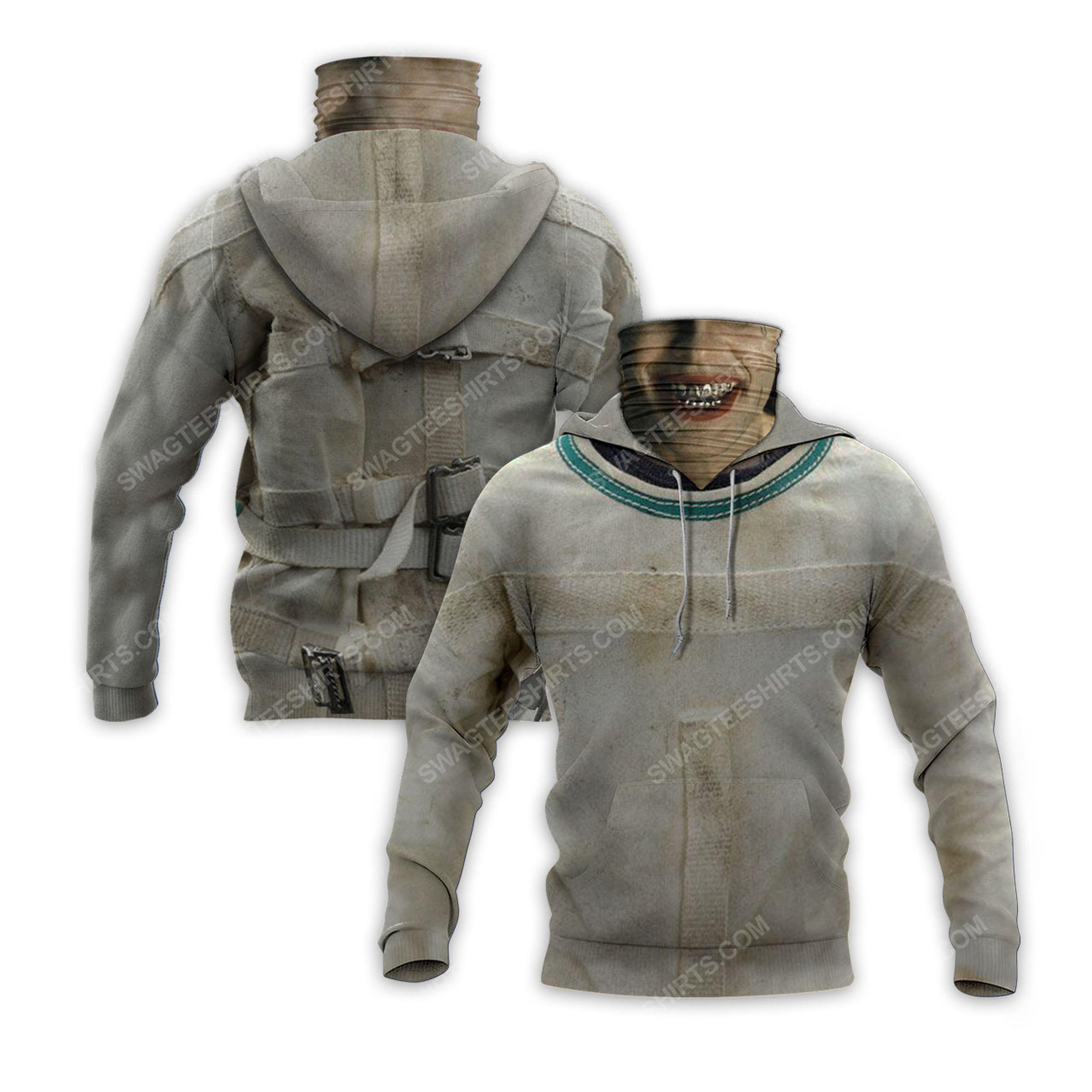 Joker suicide squad full print mask hoodie 2(1) - Copy