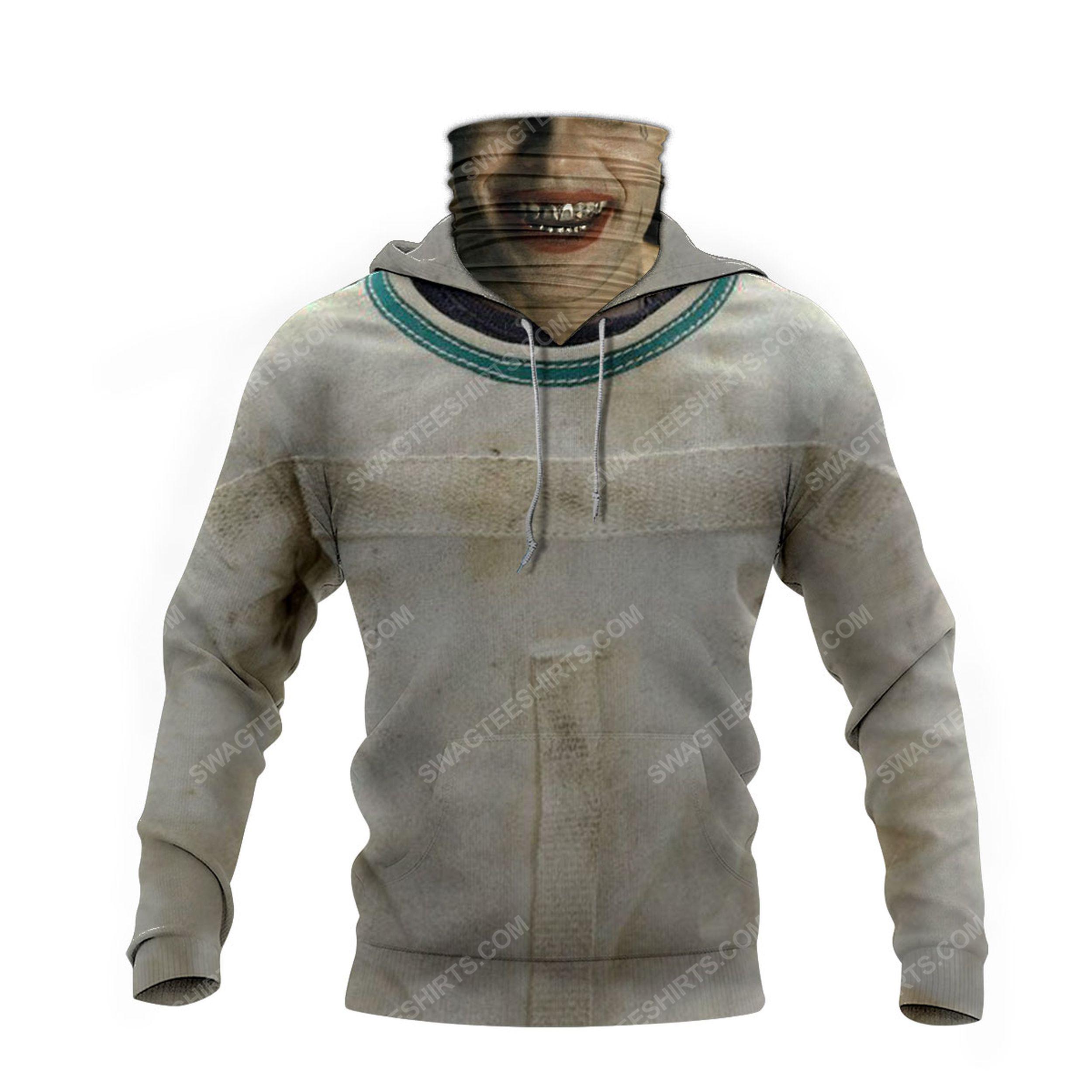 Joker suicide squad full print mask hoodie 4(1)