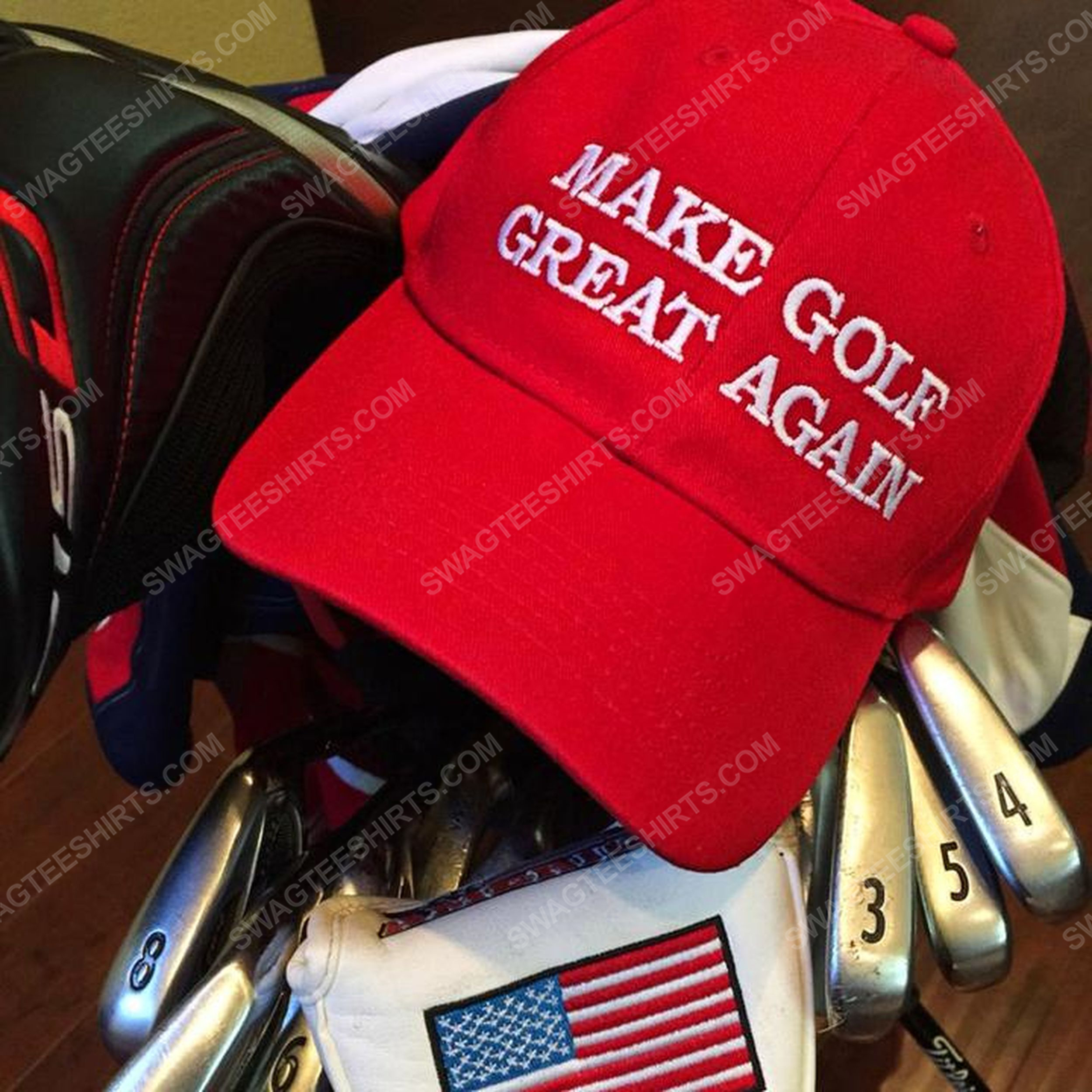 Make golf great again full print classic hat 1 - Copy