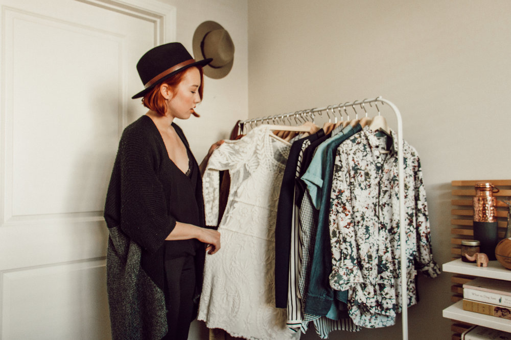 Secrets to make over your wardrobe