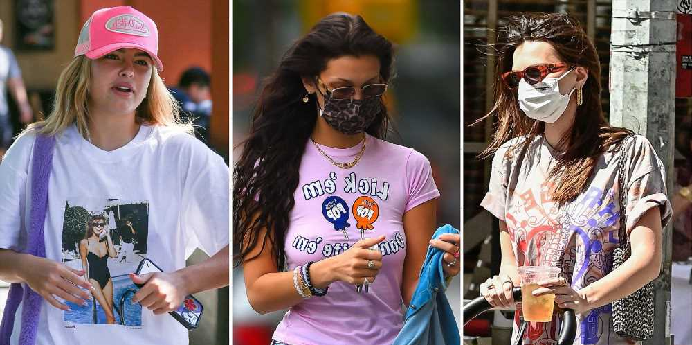 The Divisive Graphic Tee Trend is Back, and It's as Popular as It Was in 2002