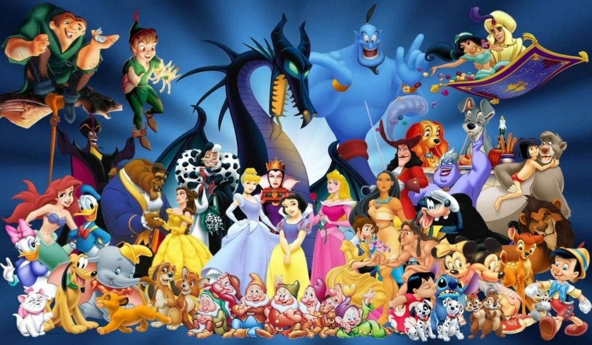 The best Disney animated movies