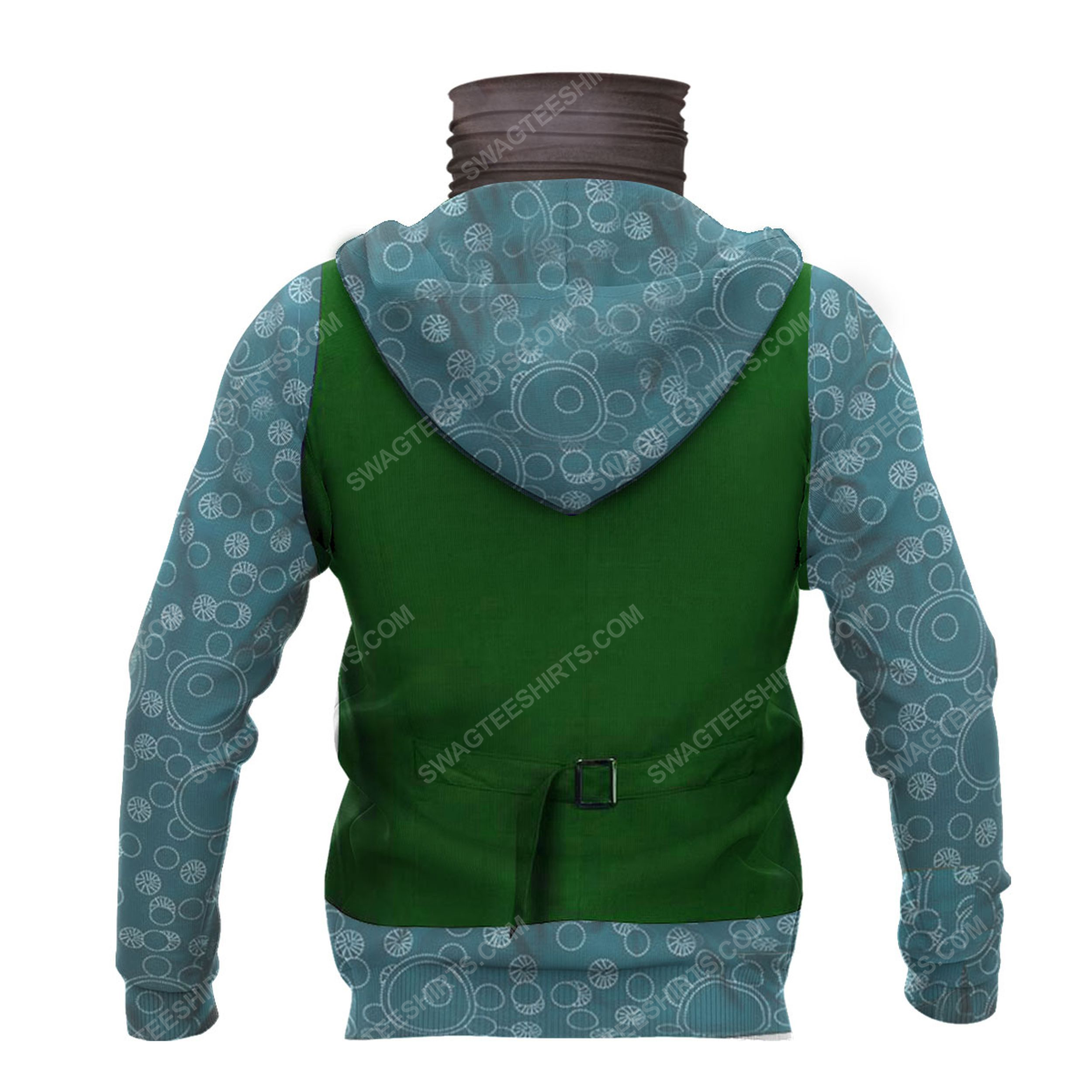 The joker with suit full print mask hoodie 3(1)