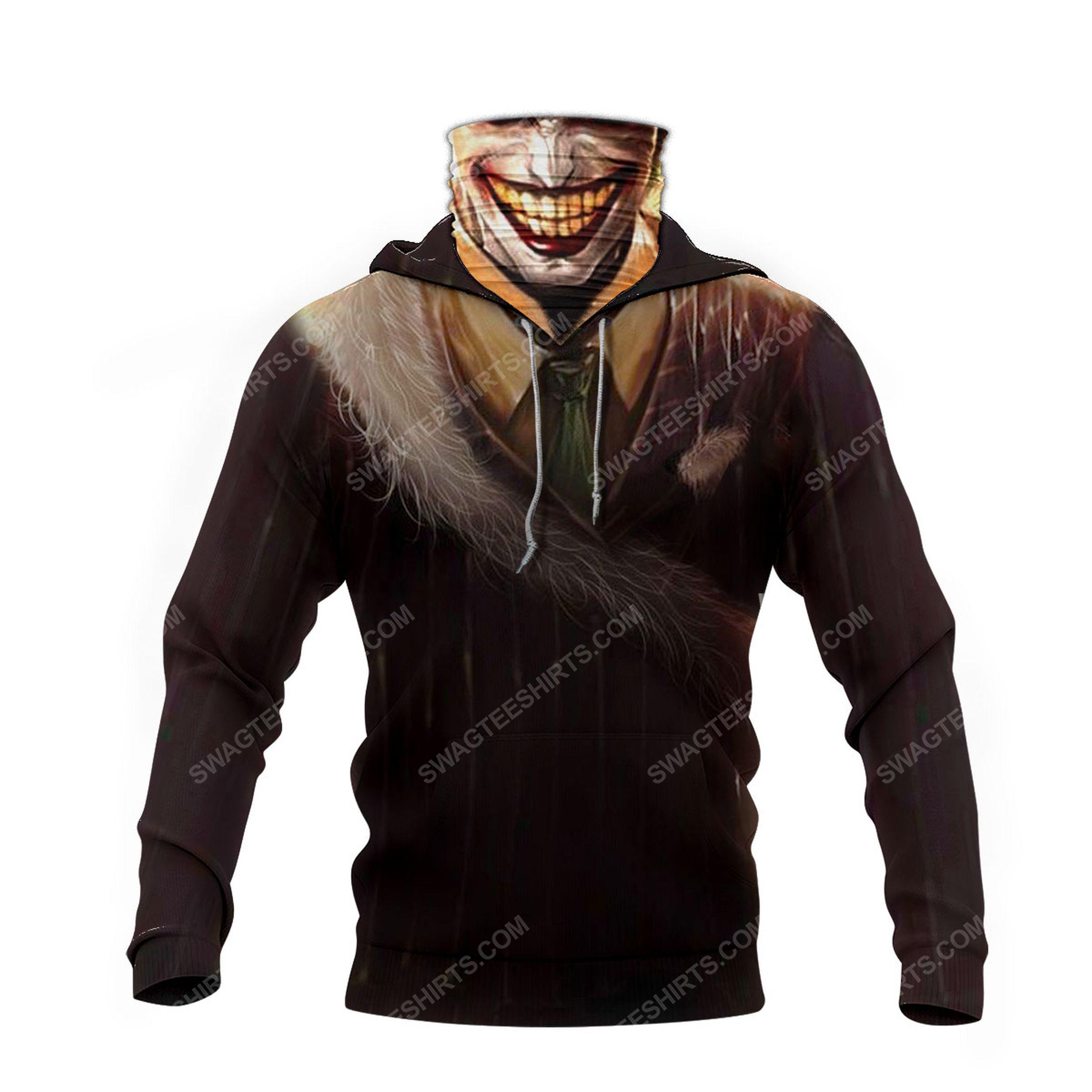 The joker's smile full print mask hoodie 4(1)