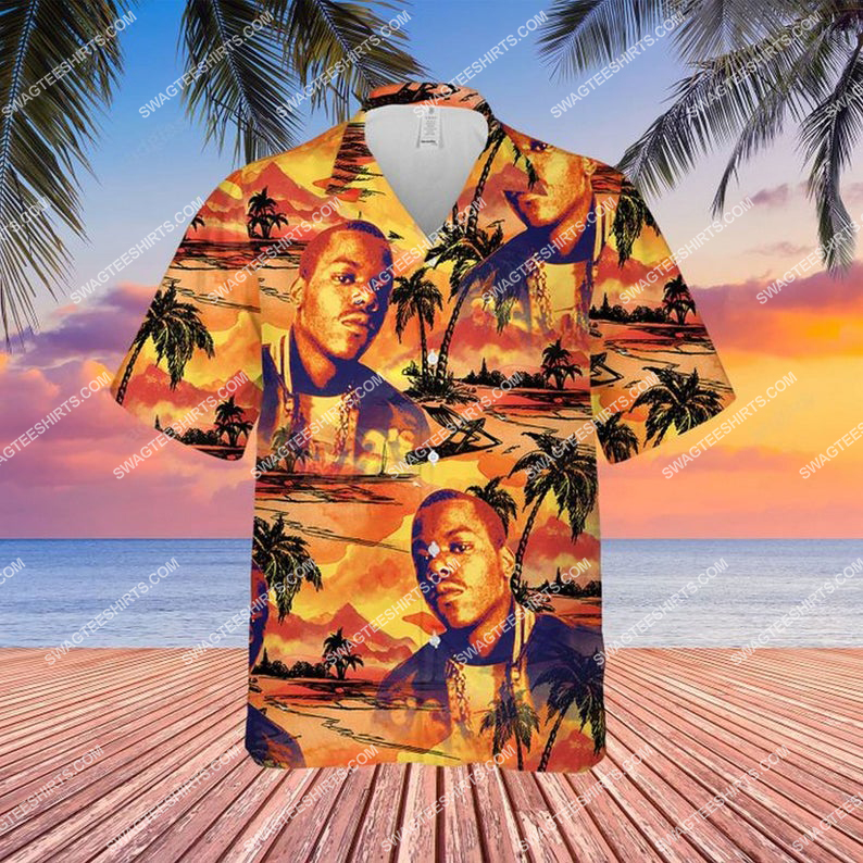Todd anthony shaw too short rapper hawaiian shirt 1