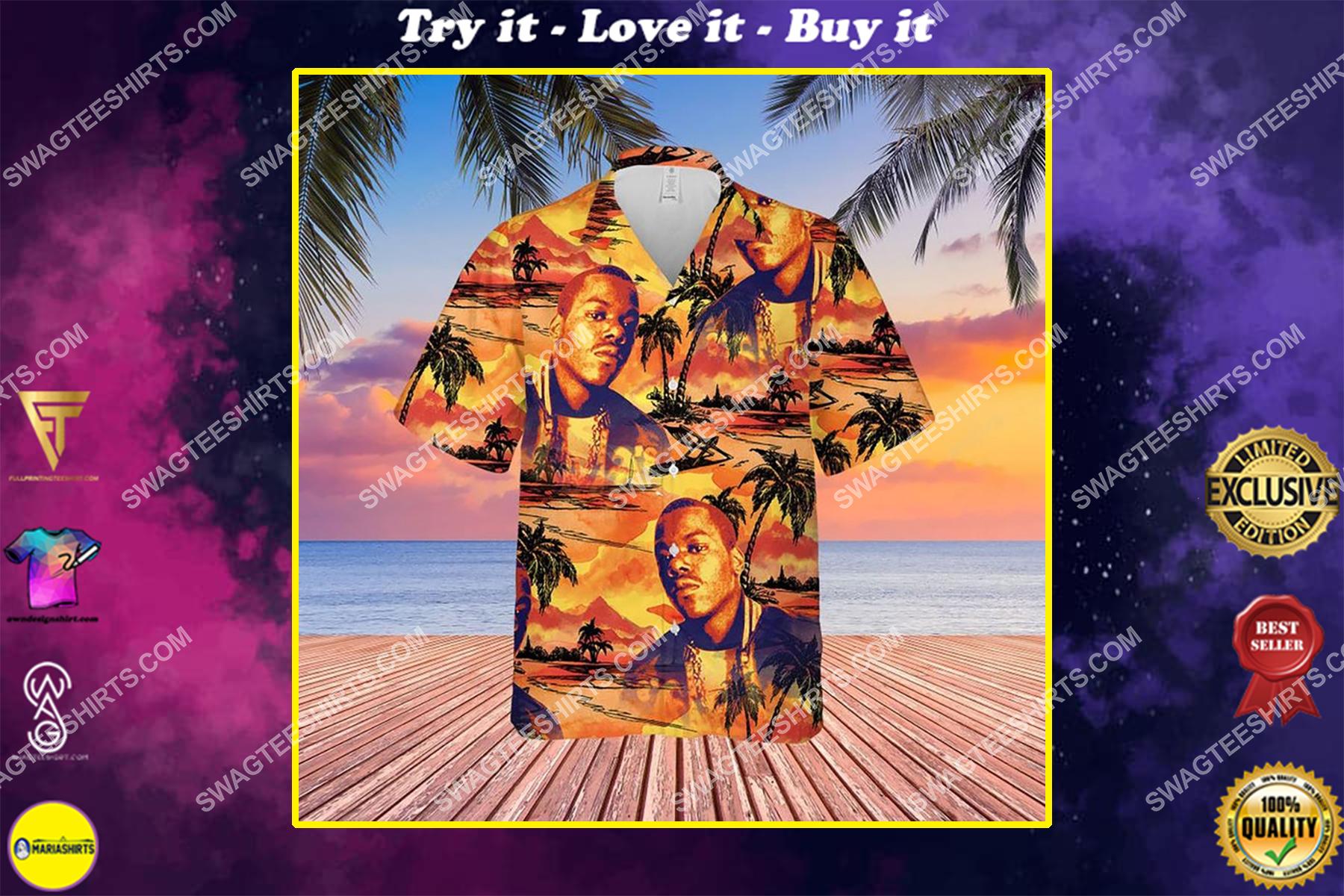 Todd anthony shaw too short rapper hawaiian shirt
