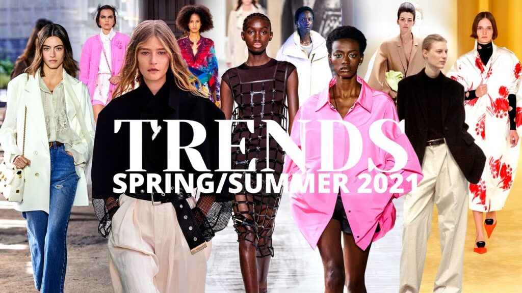 Top 10 trend suggestions for summer season 2021