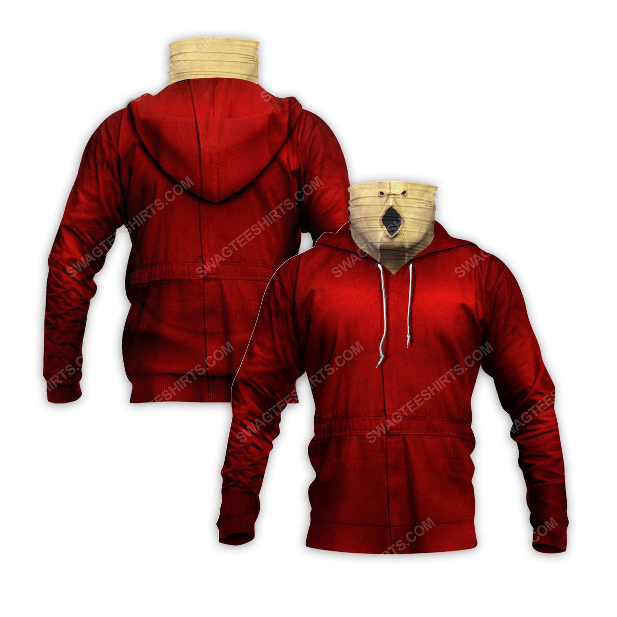 US movie character horror movie full print mask hoodie 2(1) - Copy