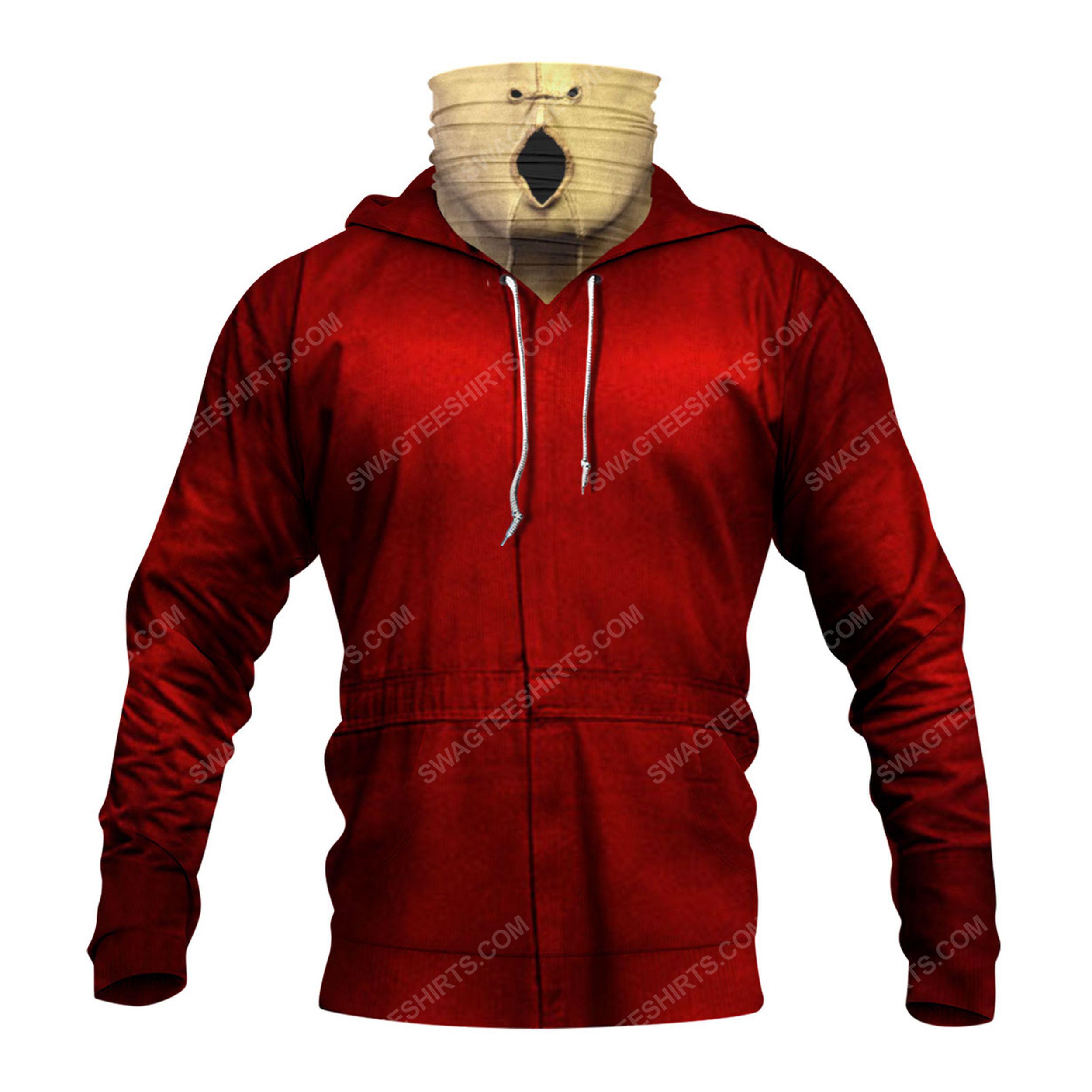 US movie character horror movie full print mask hoodie 3(1)