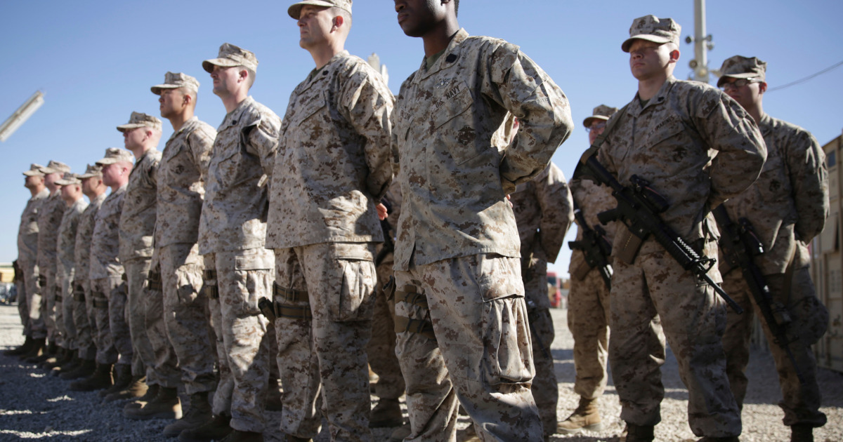 Sources: United States troop withdrawal from Afghanistan full 'for all intents and functions' 1