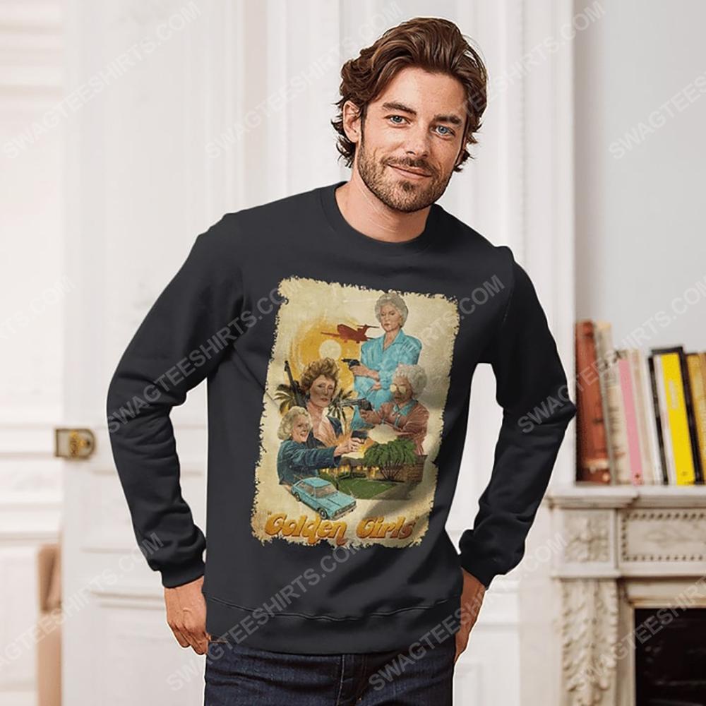 Vintage the golden girls tv show sweatshirt 1(1)