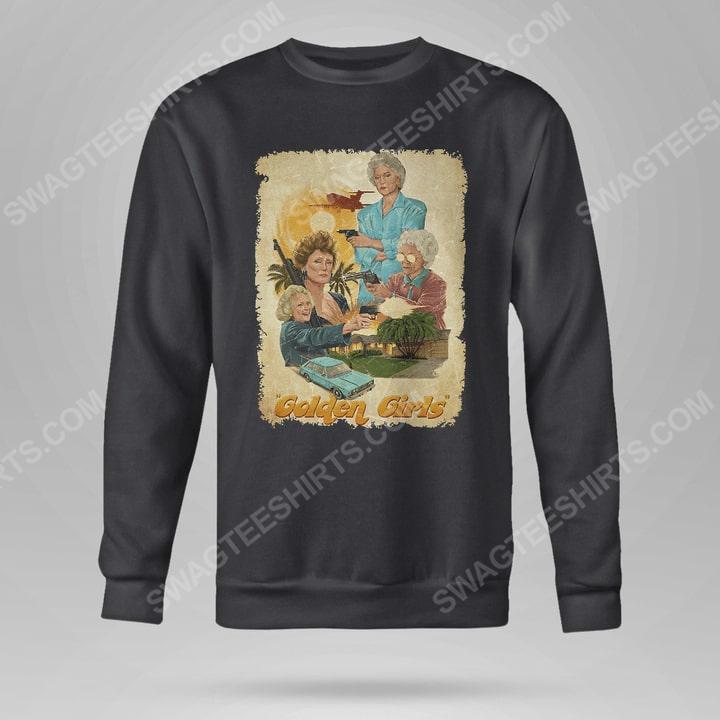 Vintage the golden girls tv show sweatshirt(1)