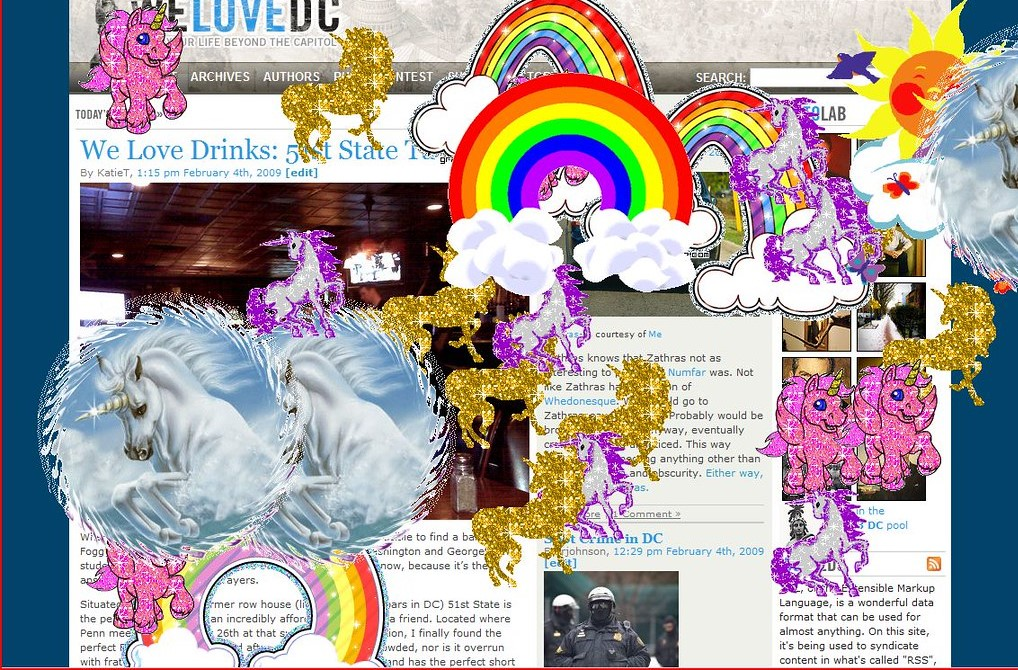 What Is It About Unicorns That Makes Us So Enamored With Them?