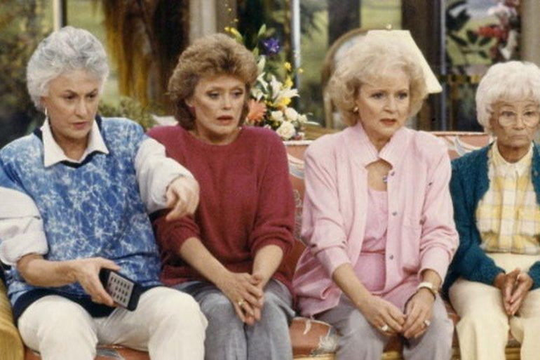 Between Gags, You Can Barely Catch Your Breath in This Review of The Golden Girls