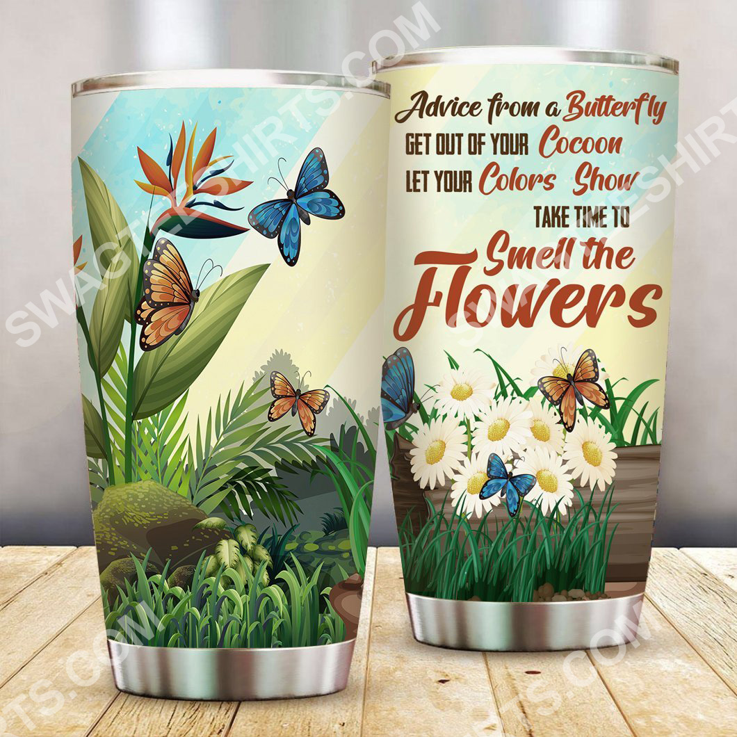 advice from a butterfly all over printed stainless steel tumbler 2(1) - Copy