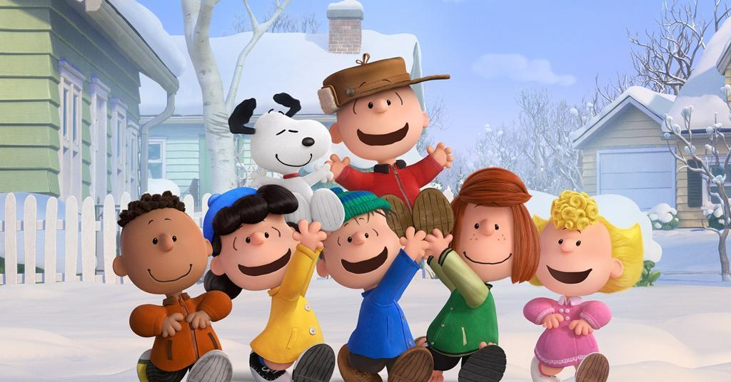 Snoopy, Charlie Brown, and the rest of the 'Peanuts' gang are back in a new show