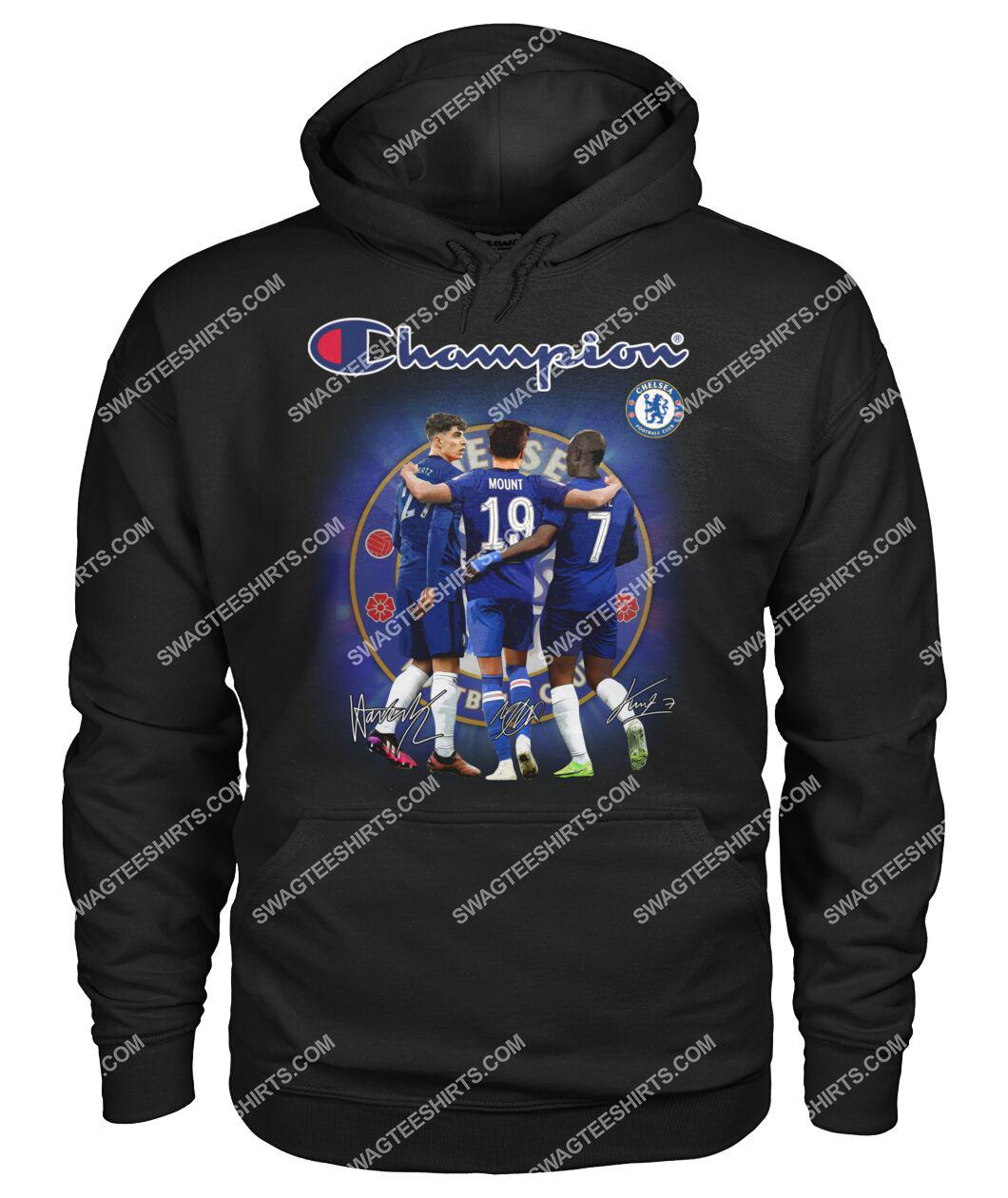 champion chelsea football club mason mount hoodie 1