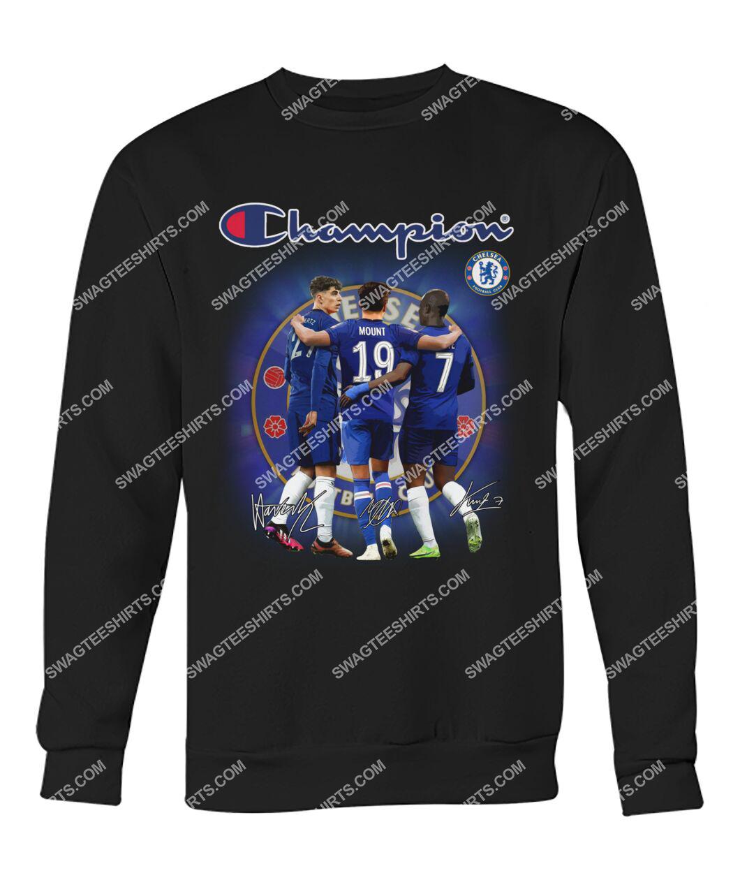 champion chelsea football club mason mount sweatshirt 1