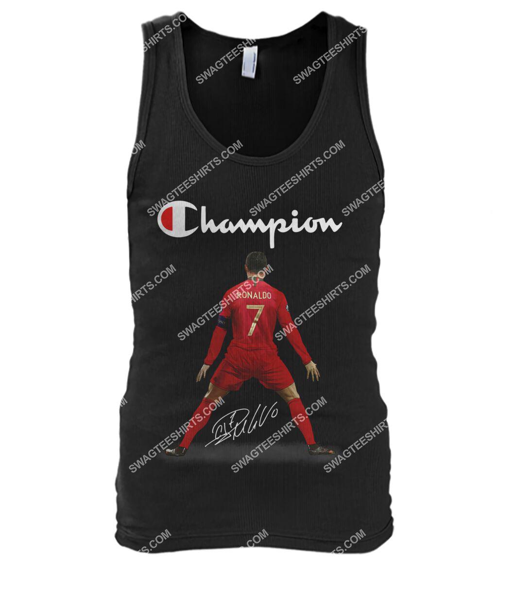 champion cristiano ronaldo signature tank top 1