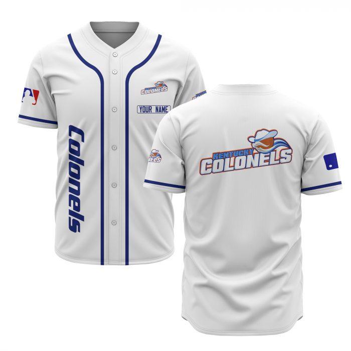 custom name kentucky colonels baseball shirt 1