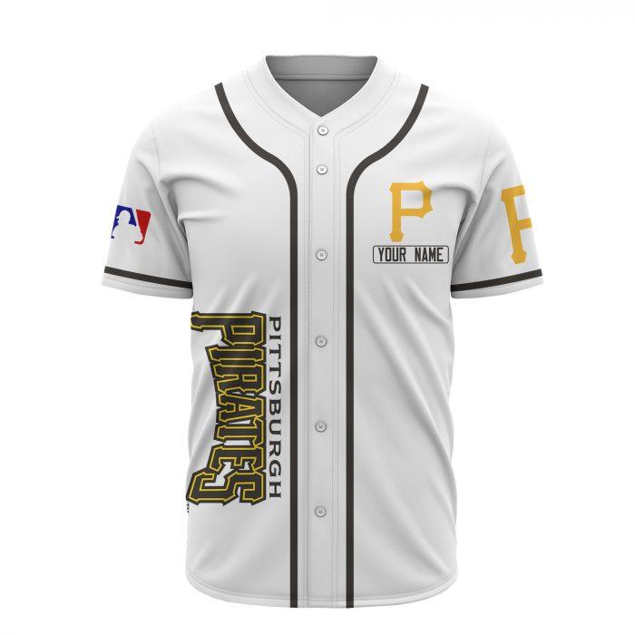 custom name pittsburgh pirates baseball shirt 3